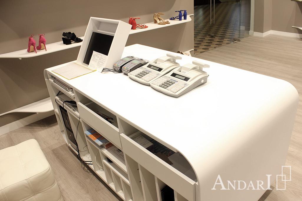 торговое оборудование для магазинов андари