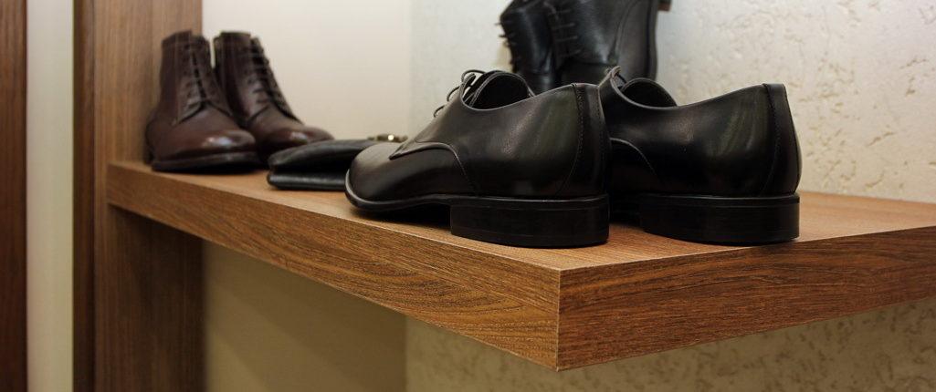 Оборудование для магазина обуви андари